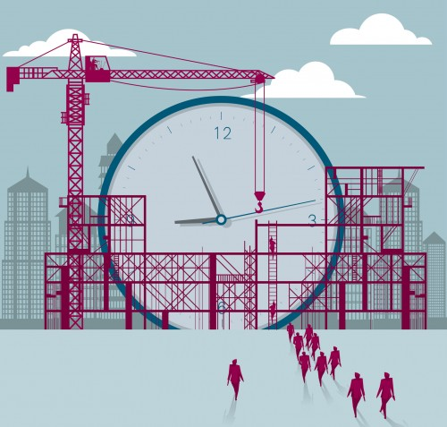 Time considerations in construction contracts