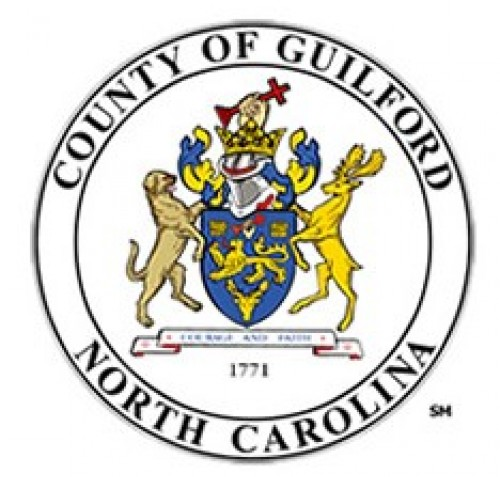 Guildford County seal